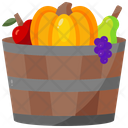 Fruit Thanksgiving Autumn Icon
