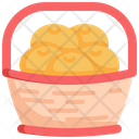 Basket Orange Chinese New Year Icon
