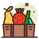 Fruit Basket Fruits Basket Icon