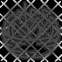 Fruit Bowl Icon