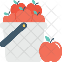 Fruit Bucket Icon