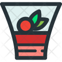 Fruit, Dessert Icon