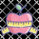 Fruit Diet Apple Icon