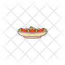 Strawberries Fruit Food Icon