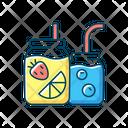 Color Icon Beverage Icon