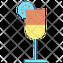 Ifruit Punch Fruit Juice Fresh Juice Icon