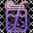 Ifruit Juice Fruit Juice Juice Jar Icon