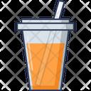 Fruit Juice Lemon Juice Refresh Icon