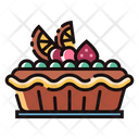 Fruit Pie Icon