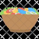 Fruit Salad Delicious Icon