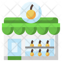 Fruit Shop Fruit Market Fruit Store Icon