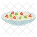 Fruit Trifle Jellies Icon