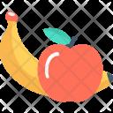Fruits Food Apple Icon