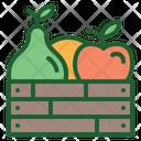 Fruits Fruit Caret Fruit Icon
