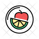Fruits Department Store Icon