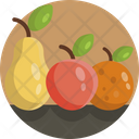 Fruits Fruit Apple Icon