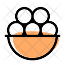 Bowl Fruits Icon