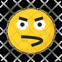 Frustrated Angry Emoji Angry Icon
