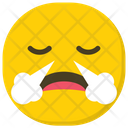Frustrated Emoji Icon