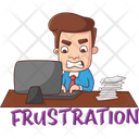 Frustration Icon