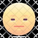 Frustration Emoji Smiley Icon