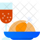 Fry Egg Dish Icon