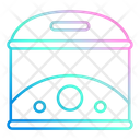 Equipment Fryer Restaurant Icon