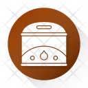 Fryer Appliance Equipment Icon