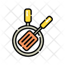 Pan Fry Frying Icon