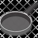 Bakelite Pan Cooking Equipment Frying Pan Icon