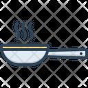Frying Pan Pan Dripping Pan Icon