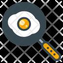 Frying Pan Egg Icon
