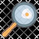 Pan Frying Saucepan Icon