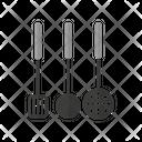 Frying Spoon Kitchenware Kitchen Utensil Icon