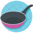 Frypan Cookware Skillet Icon