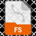 Fs file Icon