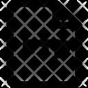 Ftp Upload File Icon