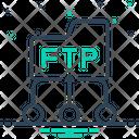 Ftp Protocol Icon