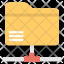 Network Folder Ftp Icon