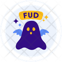 Fud Ghost Doubt Icon
