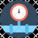Fuel Meter Pressure Icon