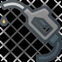 Fuel Head Gas Icon