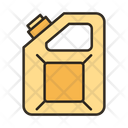 Fuel Oil Jerrycan Icon