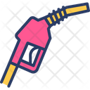 Fuel Station Nozzle Icon