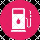 Fuel Station Pump Icon