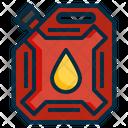 Fuel Petrol Gasoline Icon