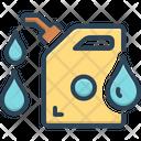 Fuel Benzine Station Icon