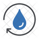 Fuel Oil Water Icon