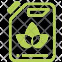 Fuel Oil Cane Icon