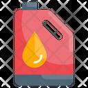Environment Fuel Gasoline Icon